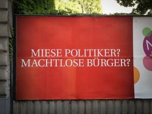 Miese_Politiker_Machtlose_Buerger
